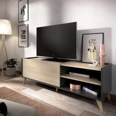 MUEBLE TV NORDICO NESS 155CM