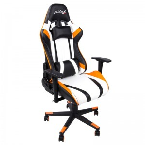 SILLON GAMER RECLINABLE Y...