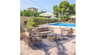 Muebles para terraza y exterior, balcones. Mesas, sillas, conjuntos de terraza económicos, actuales y con materiales de ultima generación