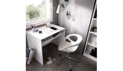 Mesas de estudio juvenil con cajoneras, para espacios pequeños y grandes, estilo nórdico escandinavo, moderno, en madera, economicas