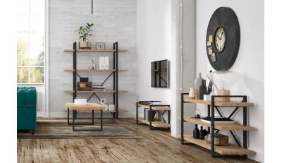 Estanterías para libros, estanterías para archivadores y carpetas, estanterías para oficina de todas las medidas y colores